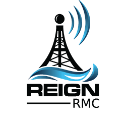 Logo for Reign RMC company